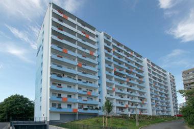 WbG - Hochhaus