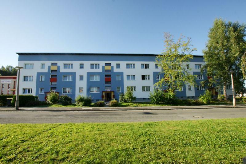 08 08 2016 Fassaden In Neuem Glanz Wbg Plauen