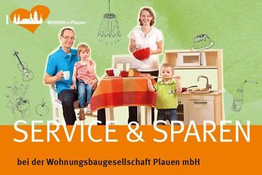 Service&Sparen Titel
