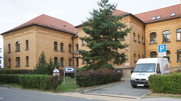Wohnungsbaugesellschaft Plauen mbH Firmengebäude
