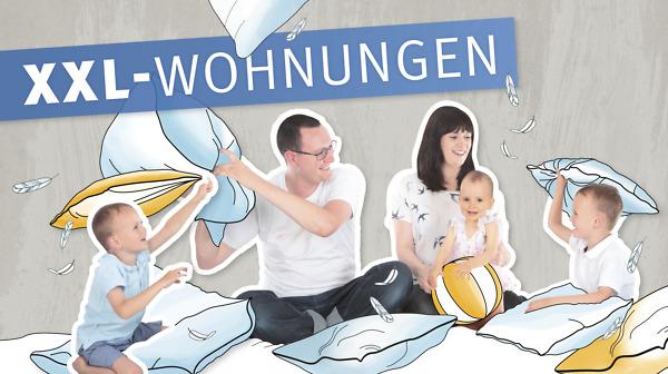 WbG-Plauen XXL- Familienwohnungen