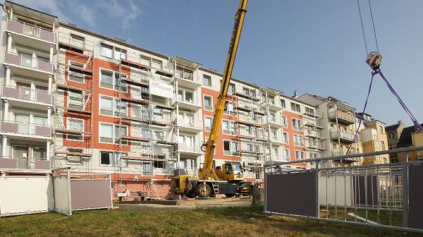 Balkonanbau 2016 Leißnerstraße, Plauen