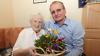Glückwunsch für 100-jährige Mieterin
