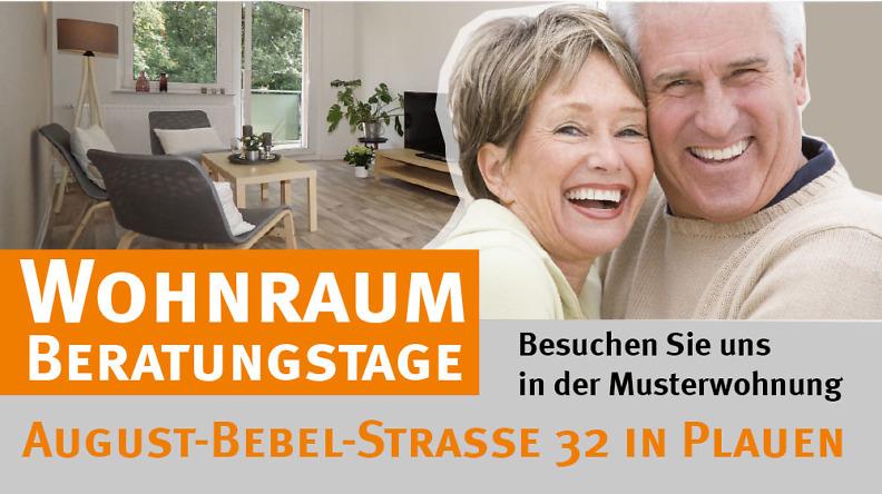 Wohnraum-Beratungstage WbG-Plauen