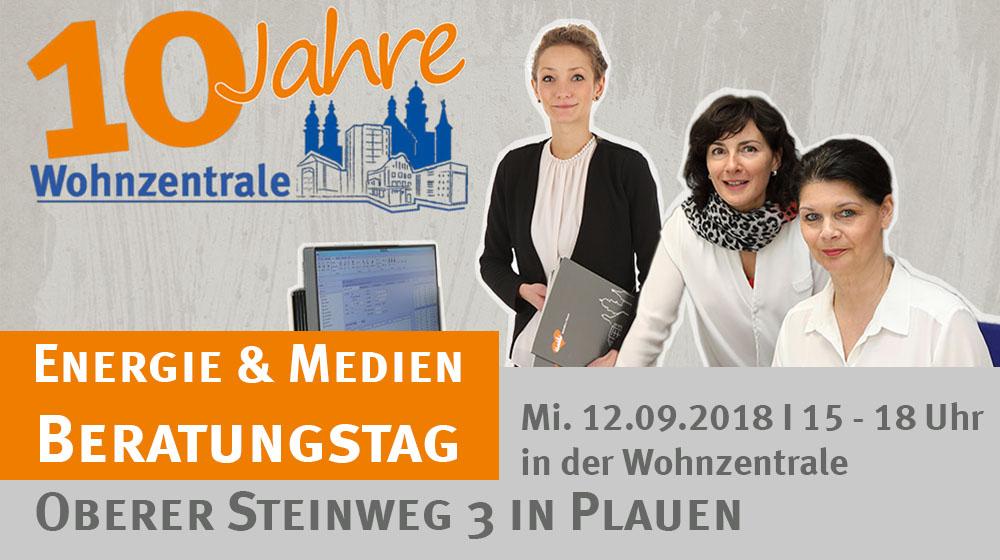 04 09 2018 Expertentipps Zum Energie Sparen Wbg Plauen