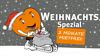 Weihnachtsspezial der WbG Plauen: 2 Monate mietfrei