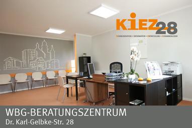 Kiez 28- Beratungszentrum der Wohnungsbaugesellschaft Plauen