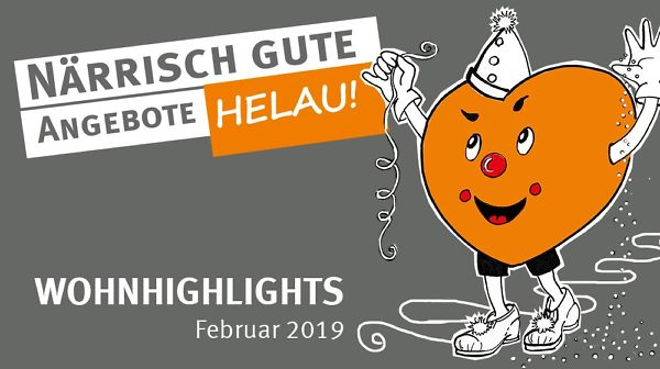 Wohnhighlights Februar 2019