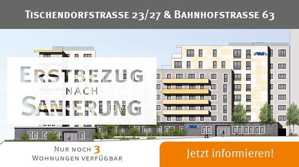 Sanierung Tischendorfstraße 23/27
