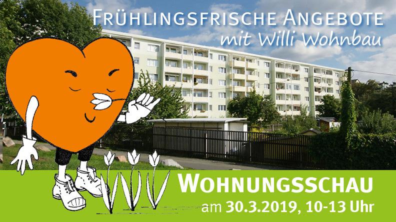 wbG Plauen Wohnungsschau