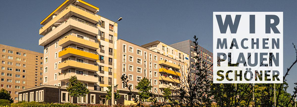 Wohnen in Plauen